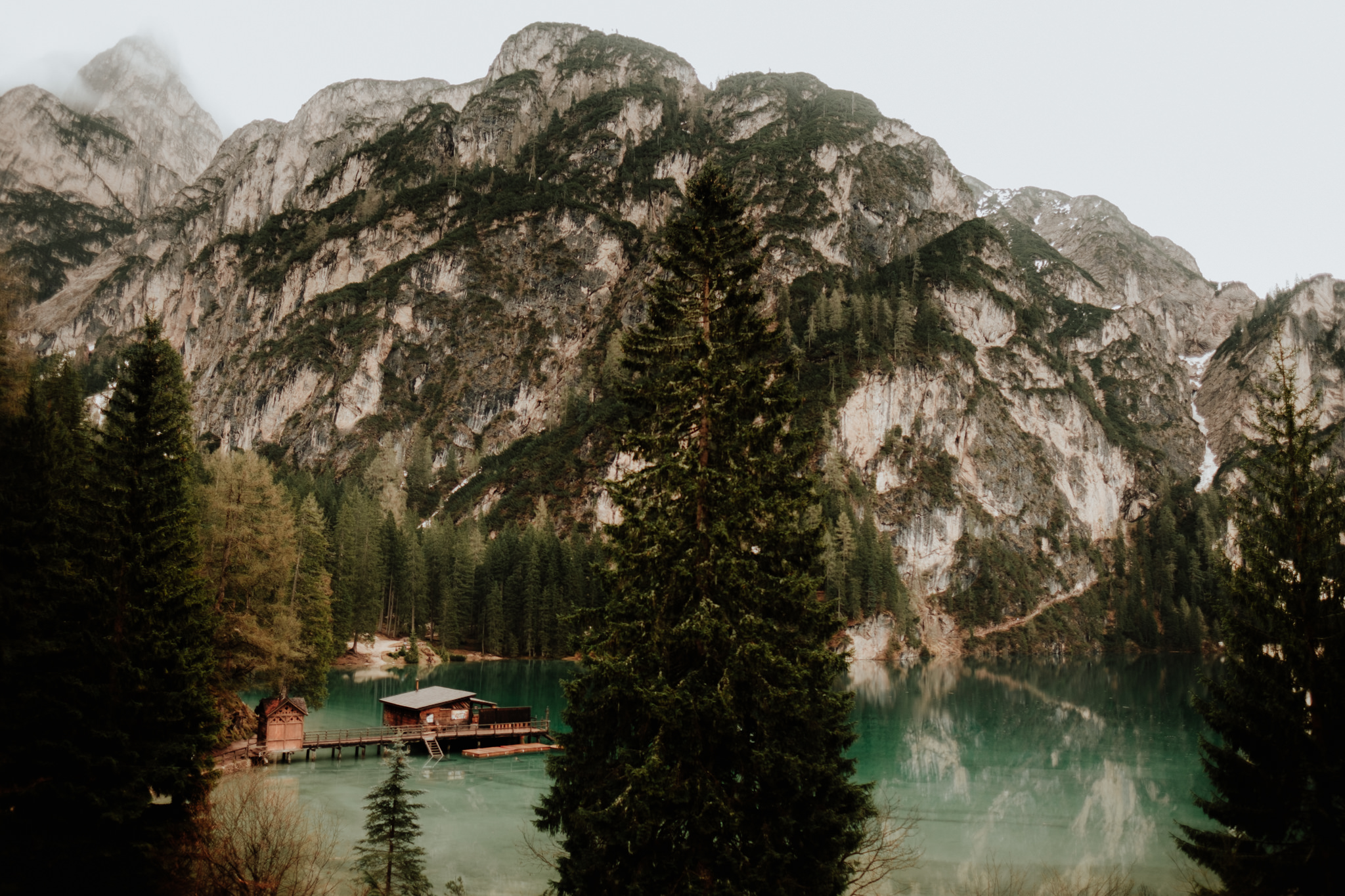 Wedding Photographers Hotel Lago di Braies Dolomites