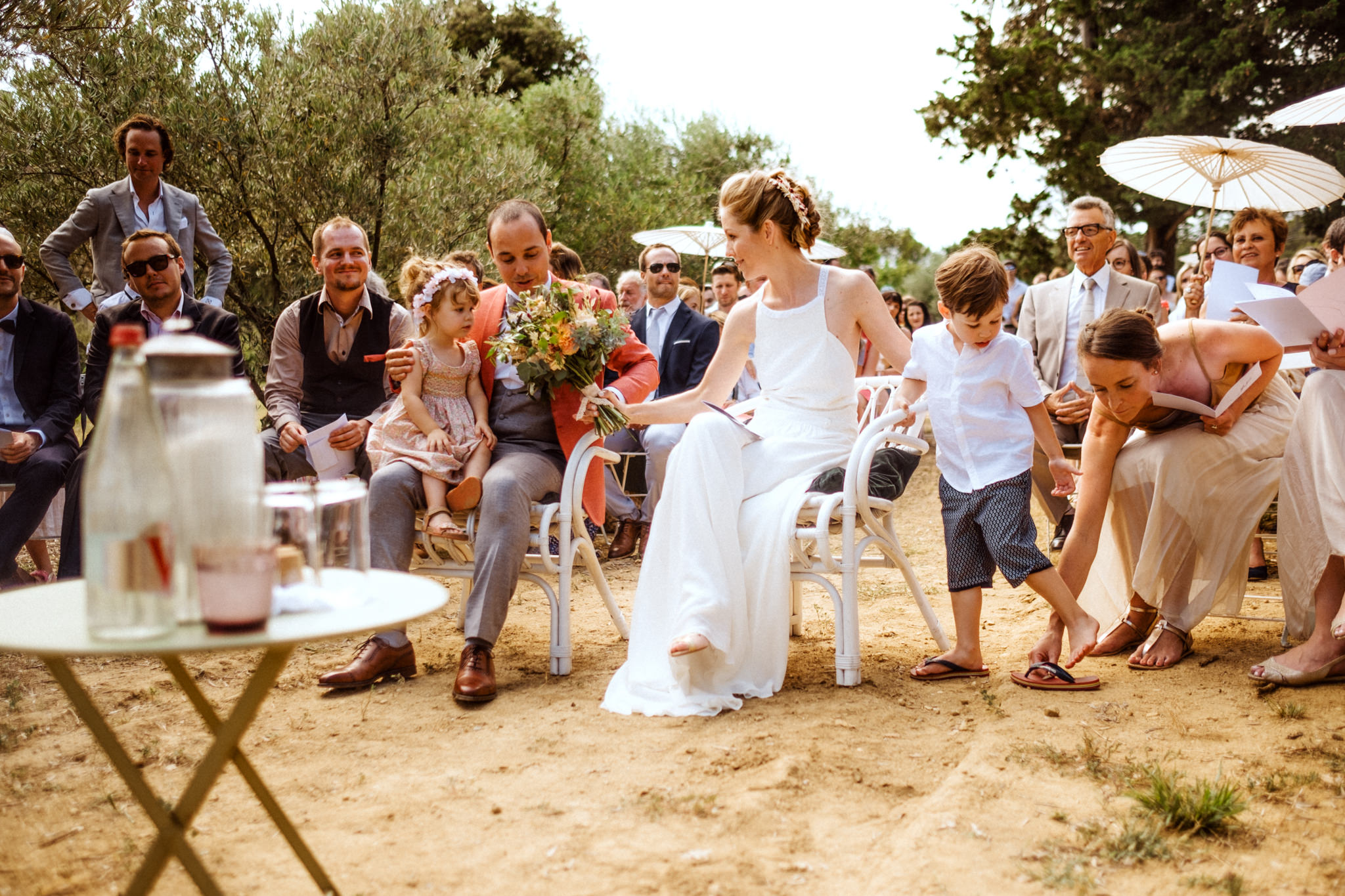 South of France Wedding Photographer