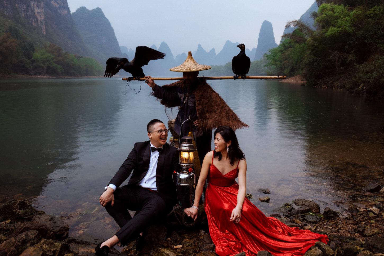 Yangshuo Guilin Wedding Photographers