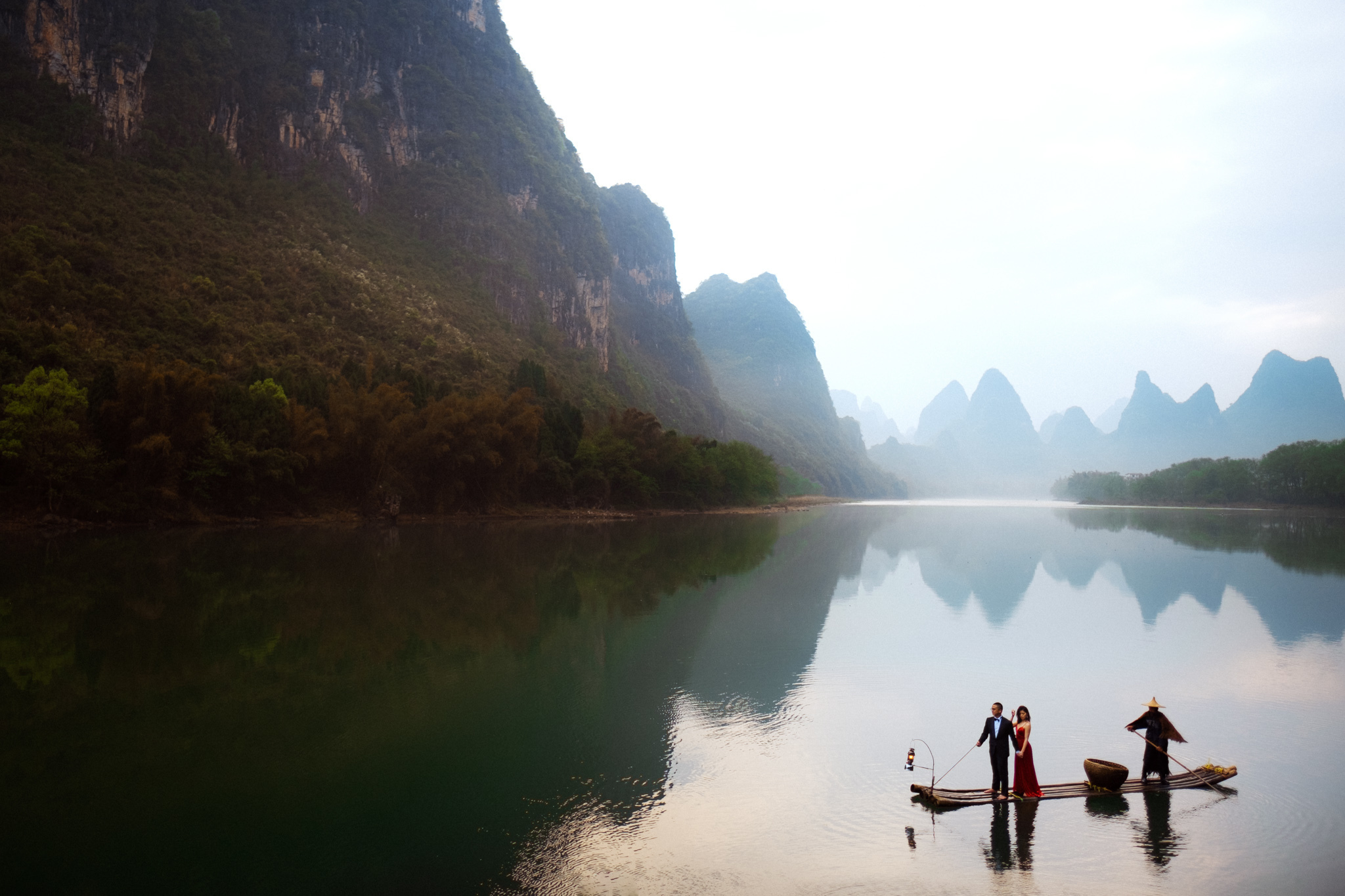 Yangshuo Guilin Wedding Photographers