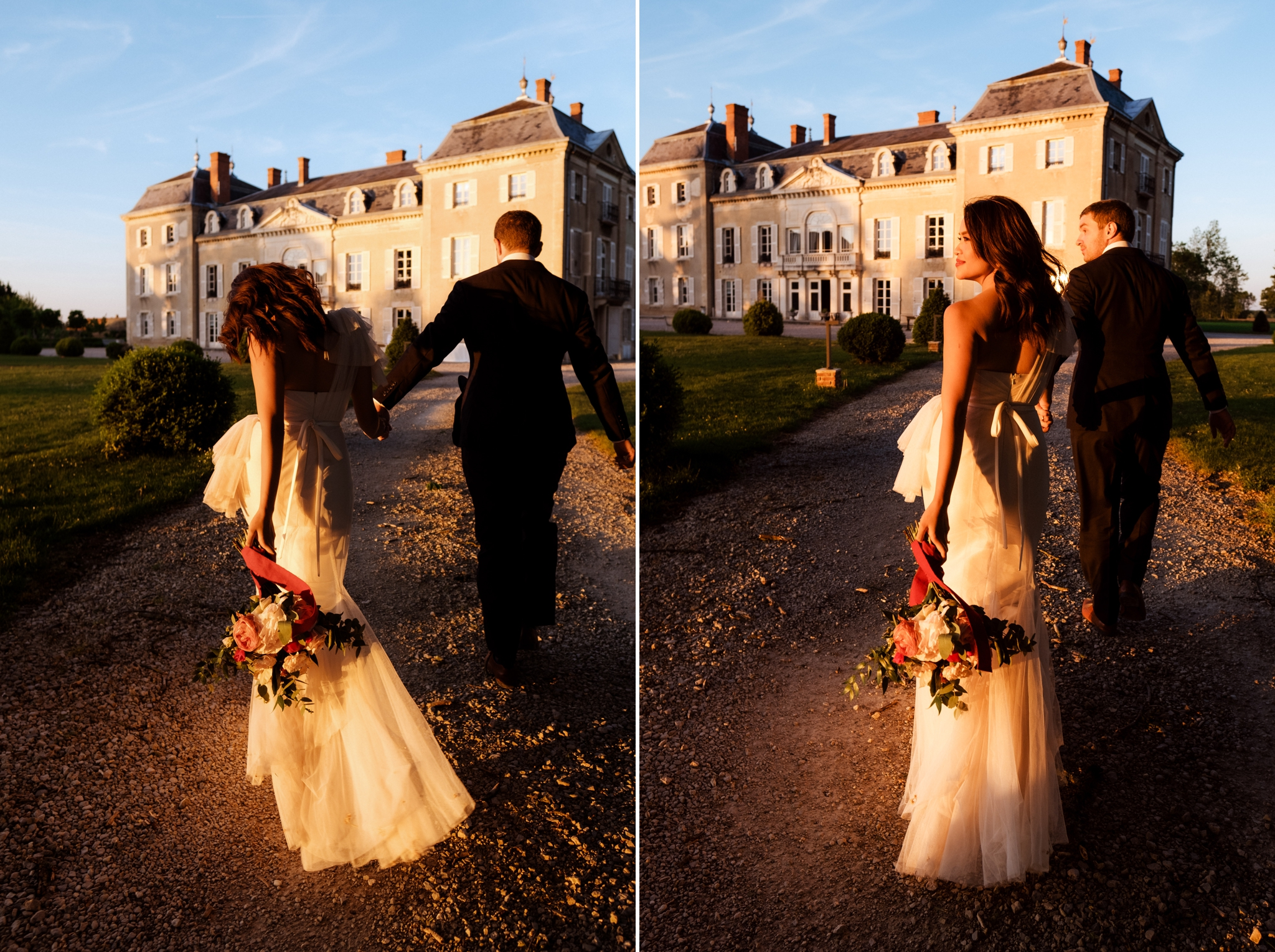 Chateau Varennes Wedding Photographer