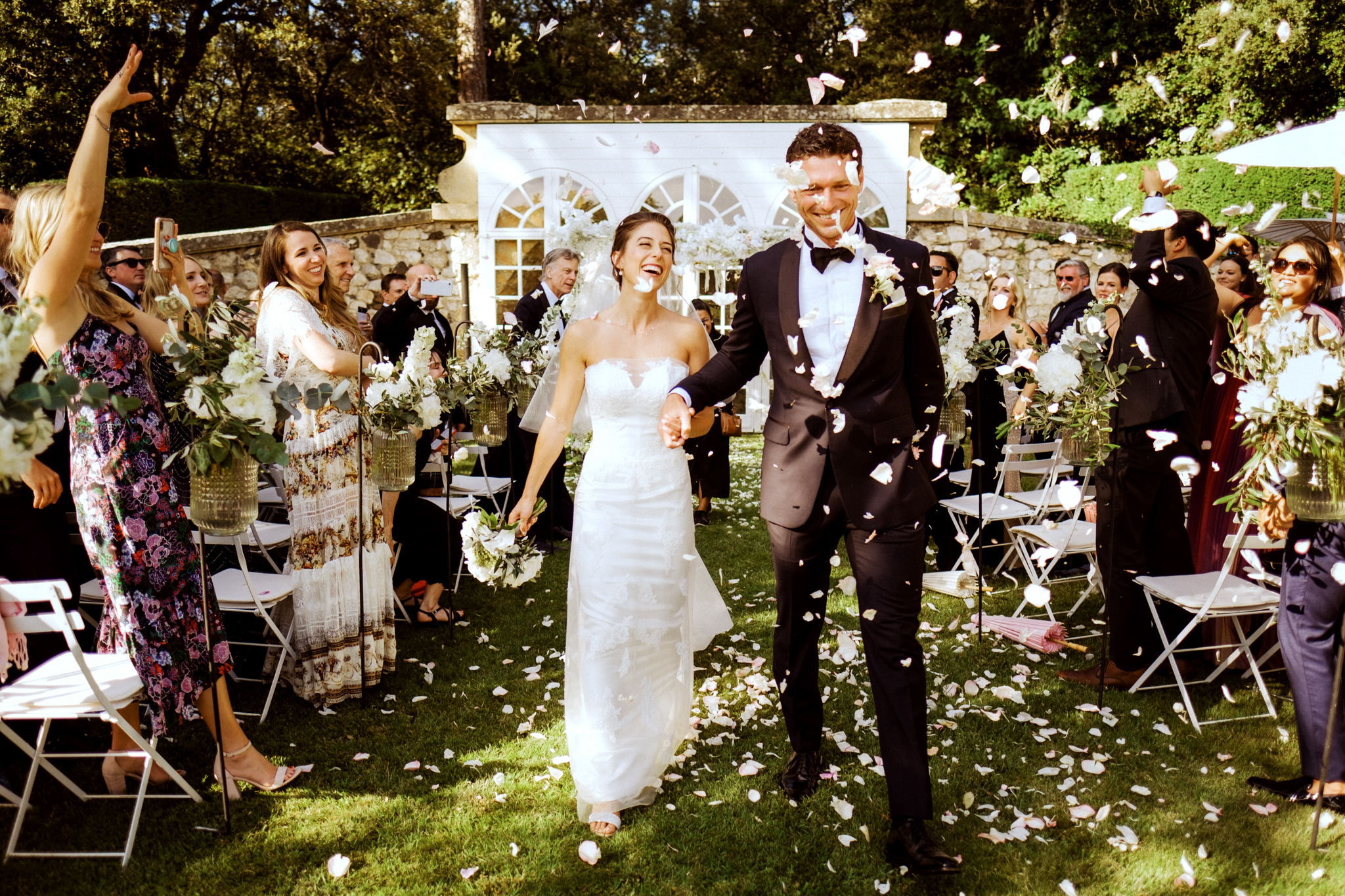Destination Wedding Aix-en-Provence, France