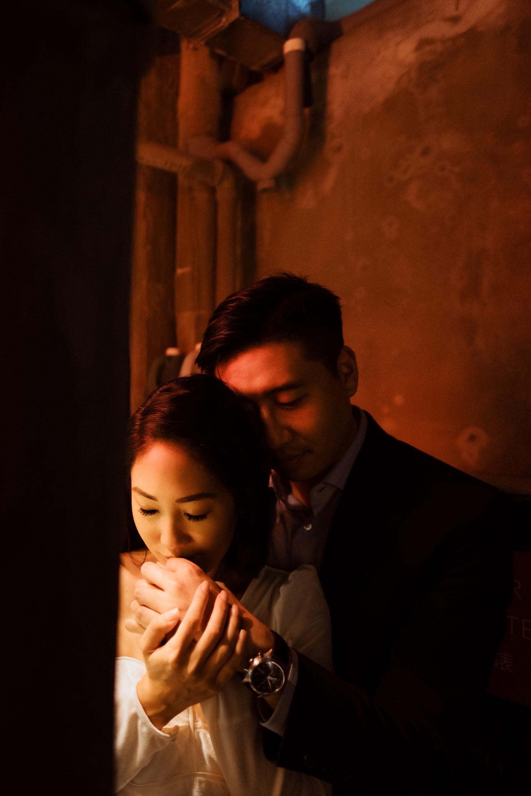 Destination Pre-wedding Photographer Hongkong