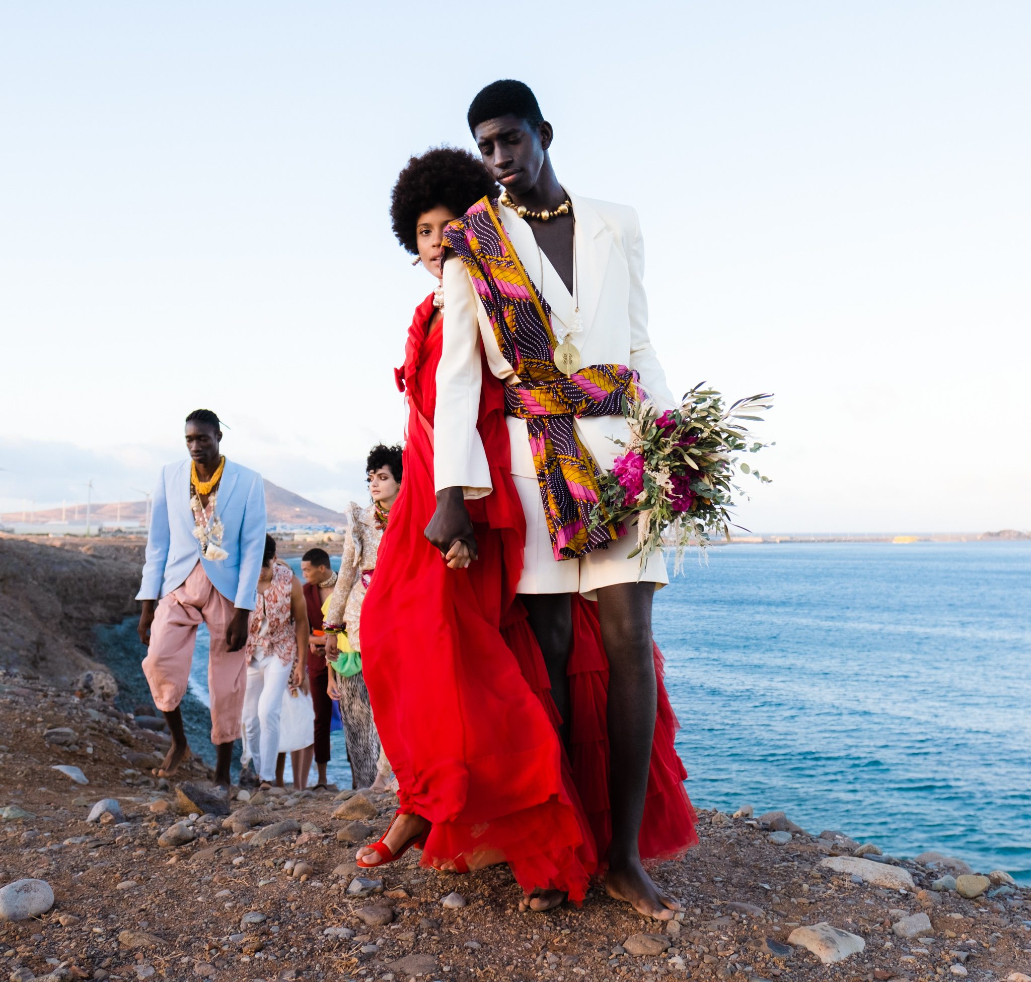 Canary Island Elopement